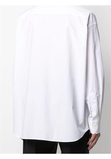 Camicia bianca VALENTINO | CAMICIE | VV0ABH037DA0BO