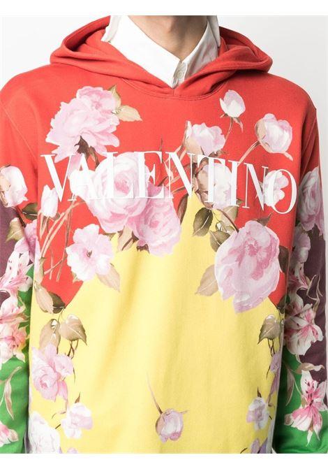 Multicolour sweatshirt VALENTINO | SWEATSHIRTS | VV0MF18E7EMG57