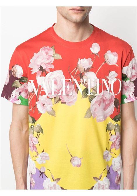 Multicolour t-shirt VALENTINO | VV0MG09S7EPG57