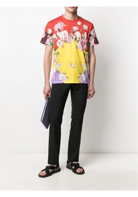 T-shirt multicolore VALENTINO   T-SHIRT   VV0MG09S7EPG57