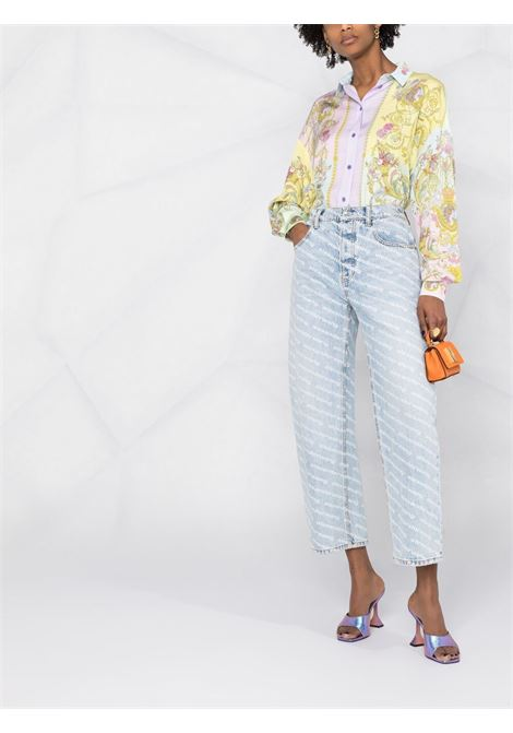 Multicolour shirt VERSACE JEANS COUTURE      B0HWA601S0230N87