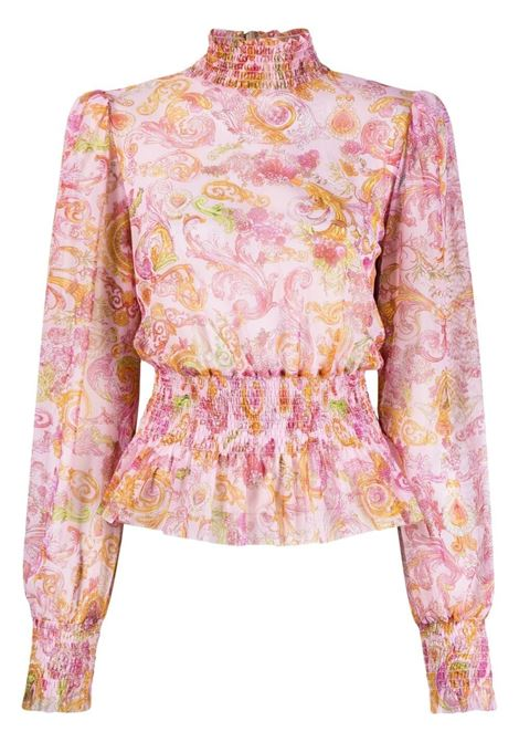 Blusa rosa VERSACE JEANS COUTURE | MAGLIE | B0HWA620S0094402