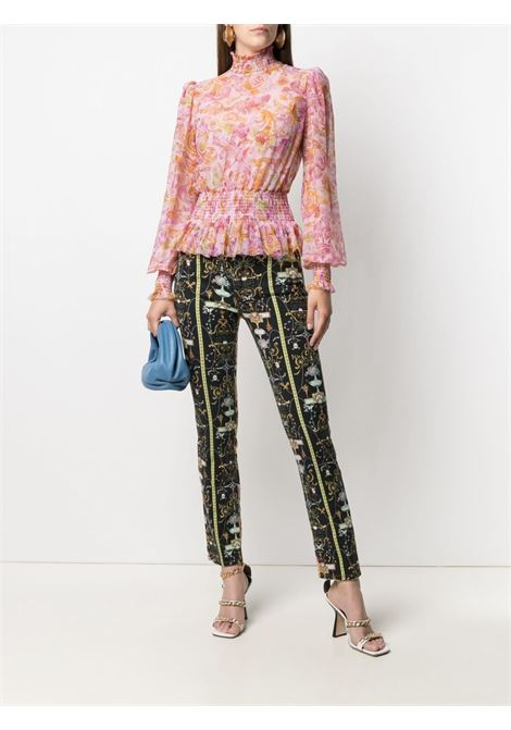 Pink blouse VERSACE JEANS COUTURE | JERSEYS | B0HWA620S0094402