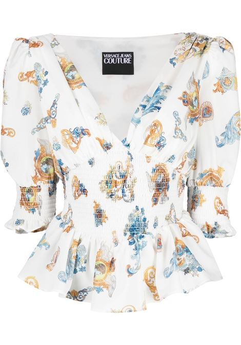 White blouse VERSACE JEANS COUTURE |  | B0HWA626S0996003