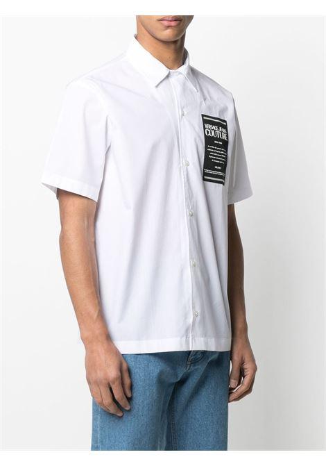 Camicia bianca VERSACE JEANS COUTURE | CAMICIE | B1GWA6B330422003