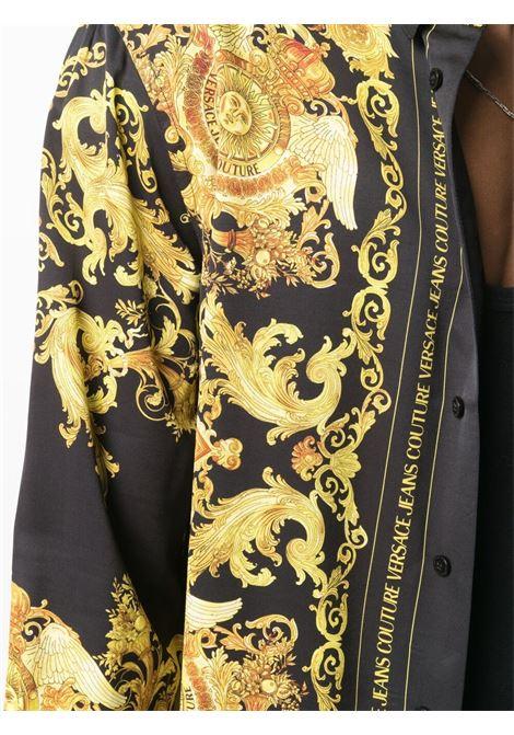 Camicia fantasia VERSACE JEANS COUTURE | CAMICIE | B1GWA6R3S0273899