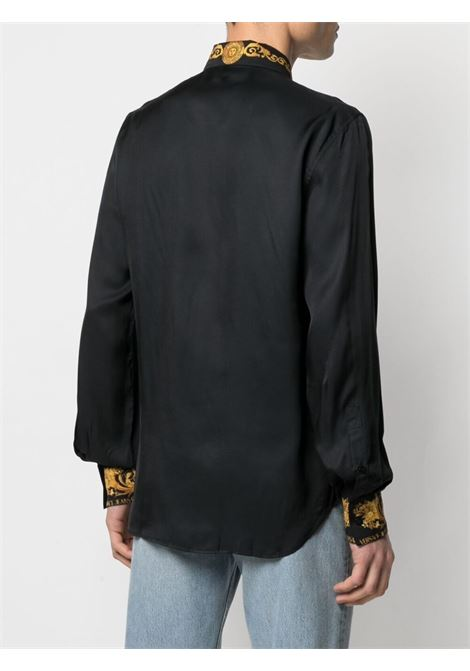 Black shirt VERSACE JEANS COUTURE | SHIRTS | B1GWA6S307619899