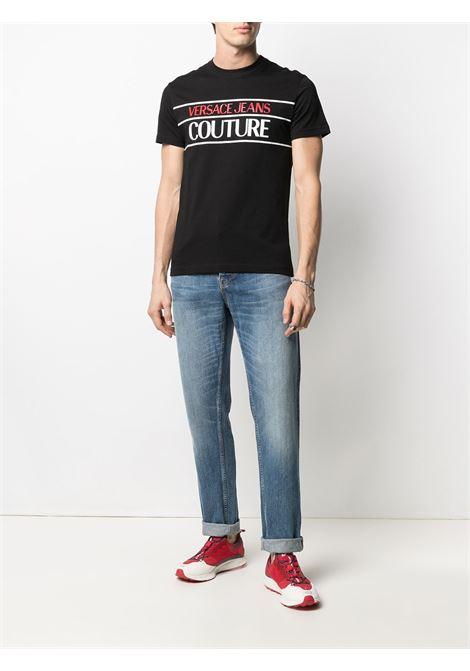 Black t-shirt VERSACE JEANS COUTURE |  | B3GWA7TC30319899