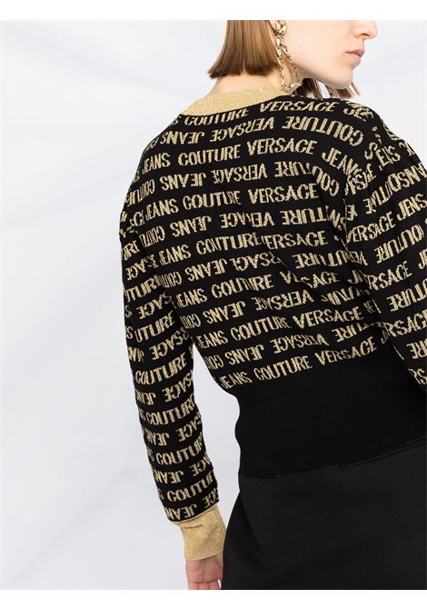 Black jumper VERSACE JEANS COUTURE |  | B4HWA81450644K42