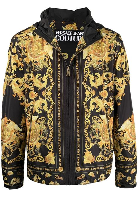 Black/yellow jacket VERSACE JEANS COUTURE |  | C1GWA9A825188899