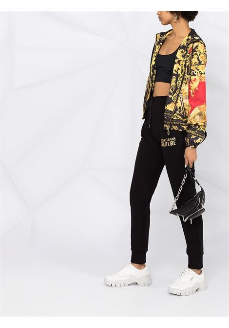 Black/yellow Bomber VERSACE JEANS COUTURE |  | C9HWA97525192N48