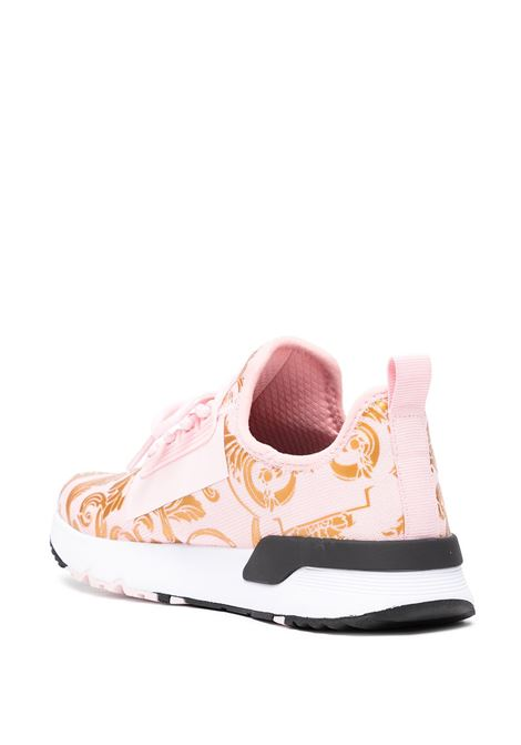 Pink/gold snekaers VERSACE JEANS COUTURE   SNEAKERS   E0VWASA571934O33