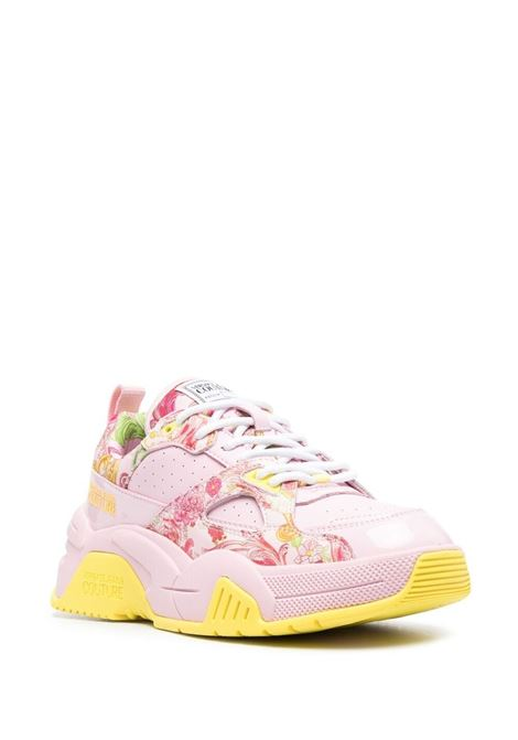 Pink sneakers VERSACE JEANS COUTURE   SNEAKERS   E0VWASF371953O37