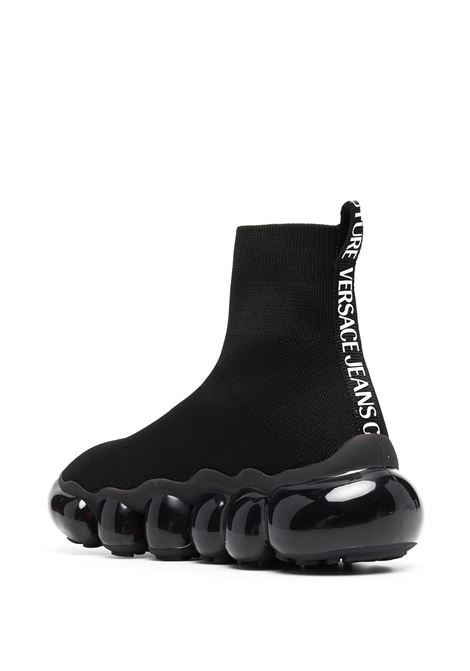 Sneakers nera VERSACE JEANS COUTURE | SNEAKERS | E0VWASN571930899