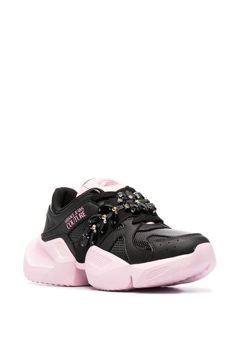 Sneakers nera VERSACE JEANS COUTURE   SNEAKERS   E0VWASU271925899