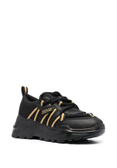 Black sneakers VERSACE JEANS COUTURE |  | E0YWASC371969899