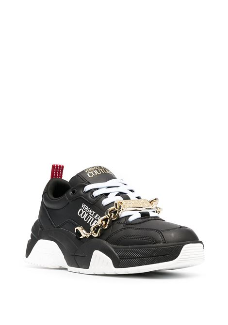 Sneakers nera VERSACE JEANS COUTURE | SNEAKERS | E0YWASF471957899