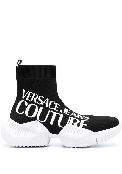 Black sneakers VERSACE JEANS COUTURE |  | E0YWASU371930899