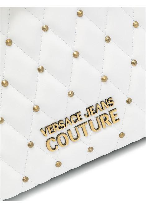 Zaino bianco VERSACE JEANS COUTURE | ZAINI | E1VWABQ771881003