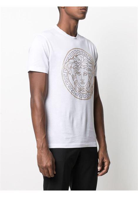 T-shirt bianca VERSACE | T-SHIRT | A77987A201952A1001