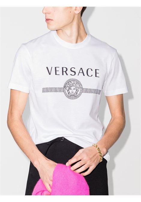 White t-shirt VERSACE |  | A87573A228806A1001