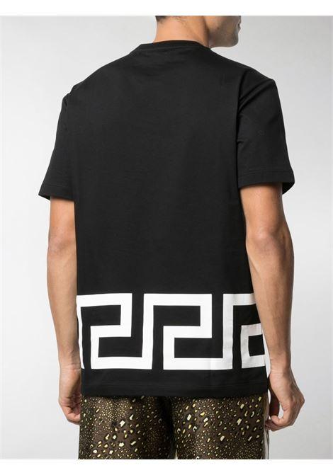 Black t-shirt VERSACE |  | A88560A235263A1008