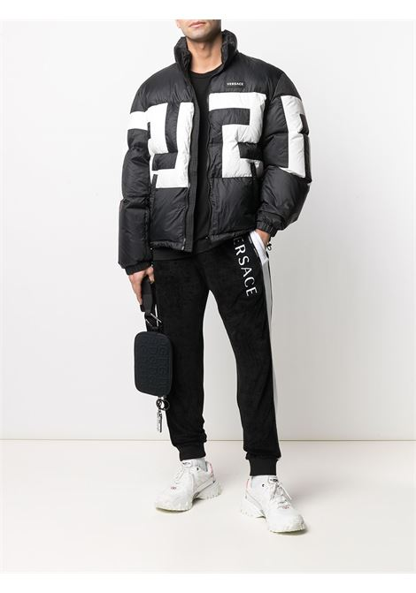 Black track pants VERSACE |  | A88744A234742A1008