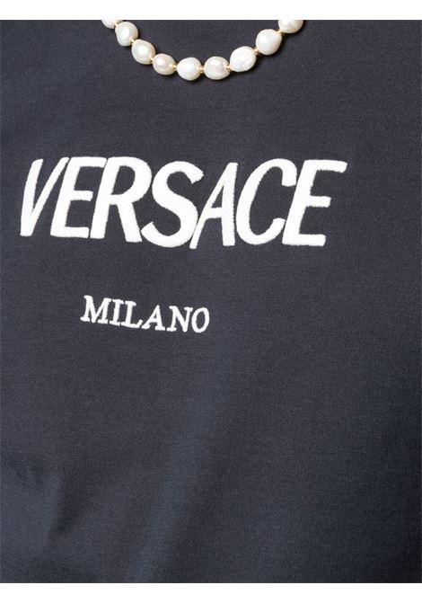 T-shirt blu VERSACE | T-SHIRT | A89019A228806A1382