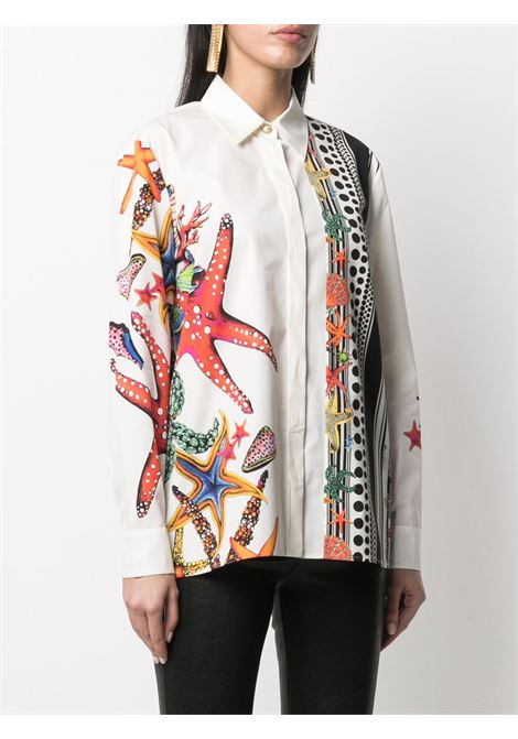 White/multicolour shirt VERSACE |  | A892751F012385W000