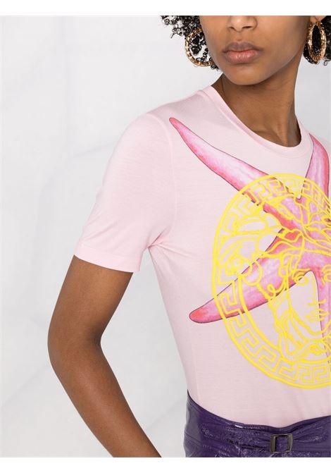Pink t-shirt VERSACE |  | A89345A2133111P590