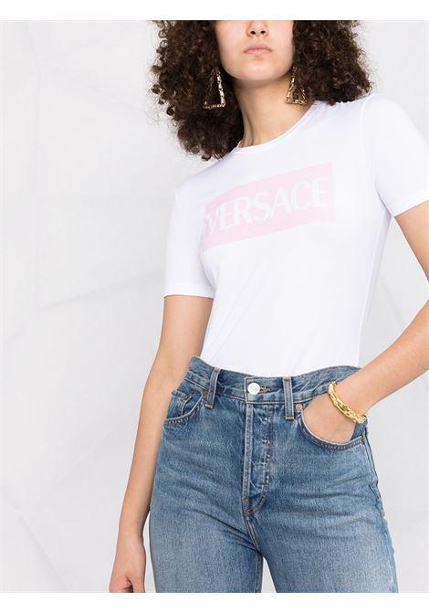 White t-shirt VERSACE |  | A89346A2133112W160