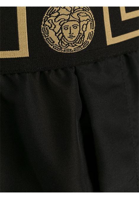 Boxer nero VERSACE | BOXER DA MARE | ABU01022A232415A80G