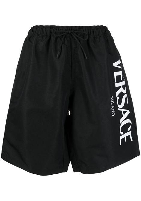 Costume nero VERSACE | BEACHWEAR | ABU900051F012351B000