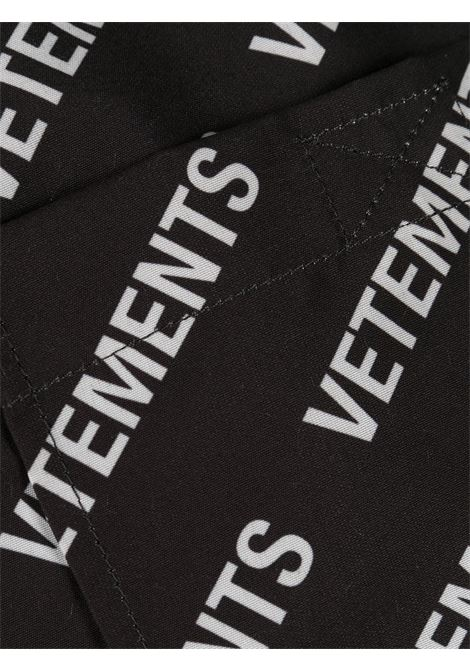 Swim VETEMENTS |  | ME51PA500W2609BLACKWHITE