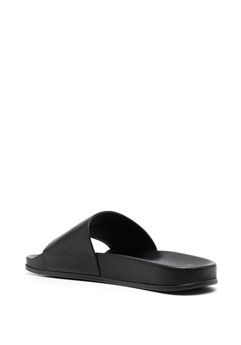 Ciabatta nera VETEMENTS | CIABATTE | UE51FL300B2471BLACK