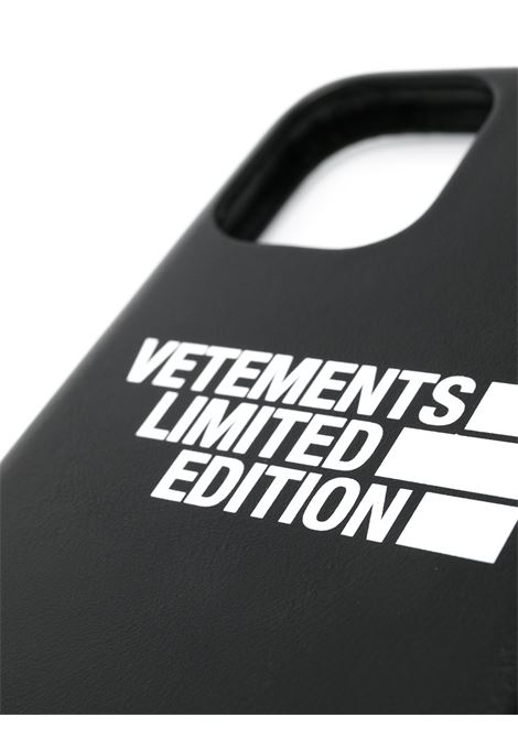 Cover Iphone VETEMENTS | COVER IPHONE | UE51SA100B2471BLACK