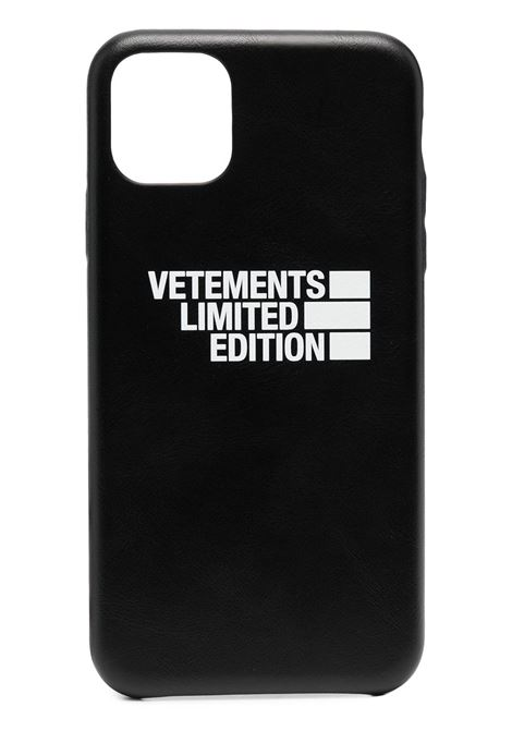Cover iphone VETEMENTS | COVER IPHONE | UE51SA150B2471BLACK