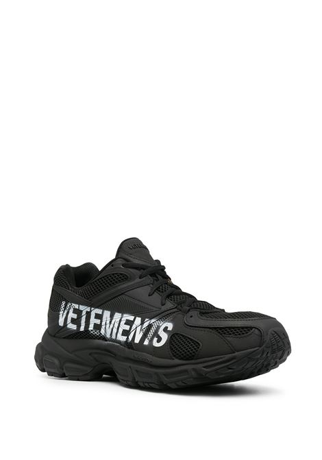 Sneakers nera VETEMENTS | SNEAKERS | UE51SN200B1385ALLBLACK