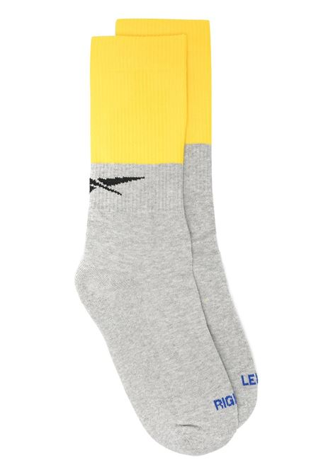 Calzini VETEMENTS | CALZINI | UE51SO300Y1053YELLOWGREY
