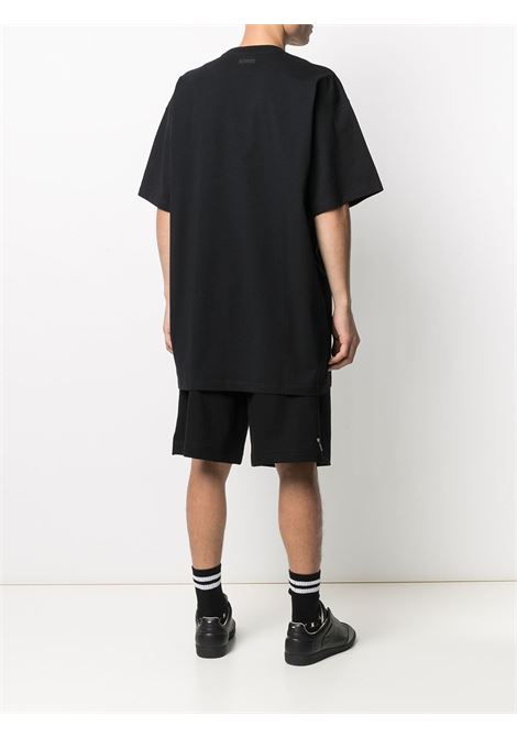 T-shirt nera VETEMENTS | T-SHIRT | UE51TR810B1611BLACK