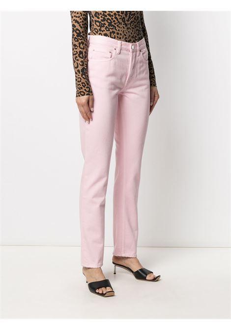 Jeans rosa VETEMENTS | JEANS | WE51PA140P2807BABYPINK