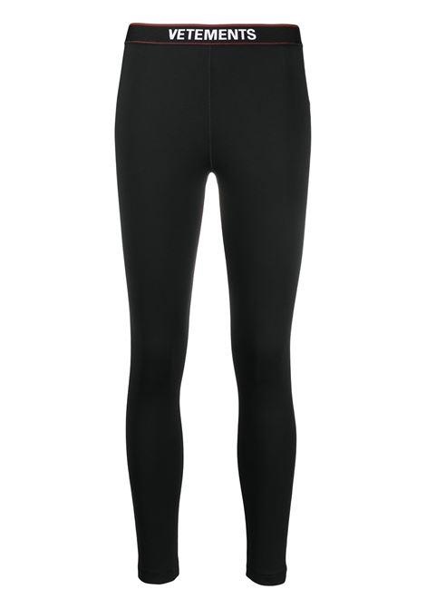 Leggings VETEMENTS |  | WE51PA640B1332BLACK