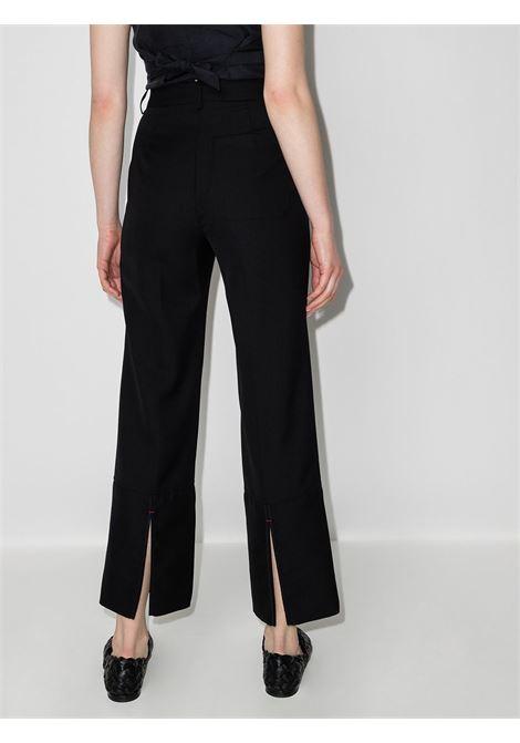 Pantalone nero VICTORIA BECKHAM | PANTALONI | 1221WTR002763A7077