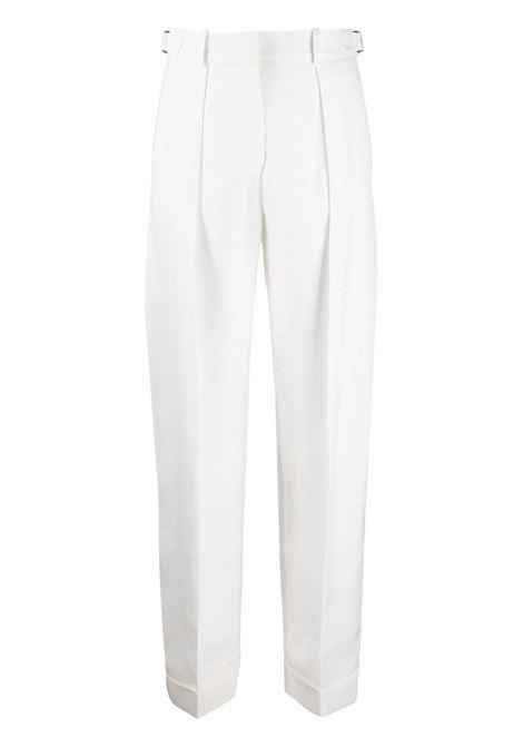 Pantalone bianco VICTORIA BECKHAM | PANTALONI | 2221WTR002597A7037