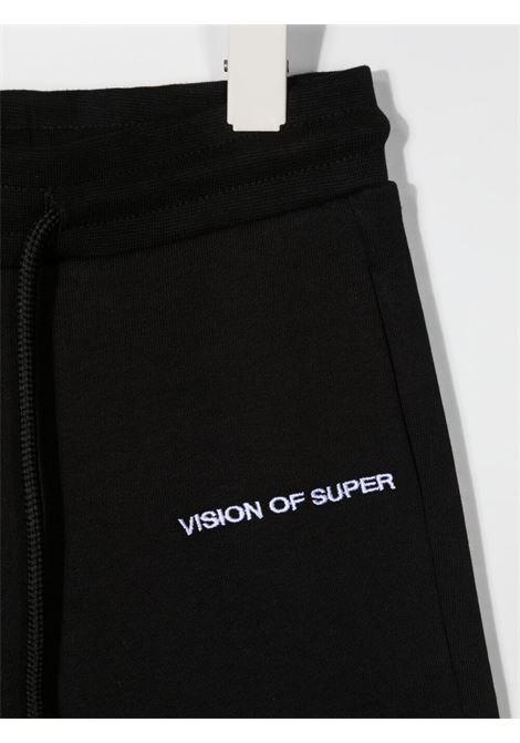 Shorts VISION OF SUPER KIDS | SHORTS | VOSKB16FLREDBLACK