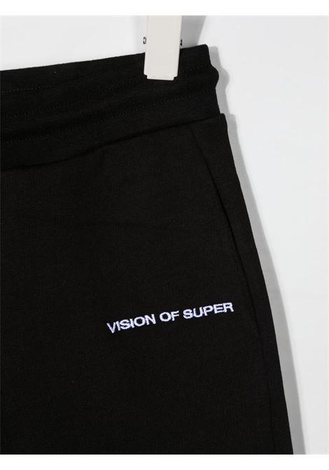 Shorts VISION OF SUPER KIDS | SHORTS | VOSKB16FLREDTBLACK