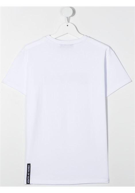 T-shirt bianca VISION OF SUPER KIDS | T-SHIRT | VOSKW1HYPEBLTWHITE