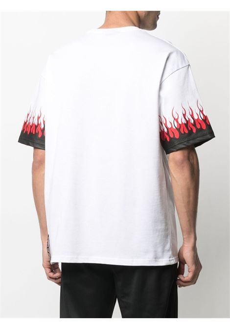 T-shirt bianca VISION OF SUPER | T-SHIRT | VOSW1DOUBLEWHITE