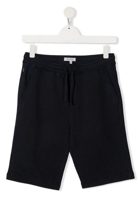 Shorts blu WOOLRICH KIDS | CFWKSH0030MRTUT22163195