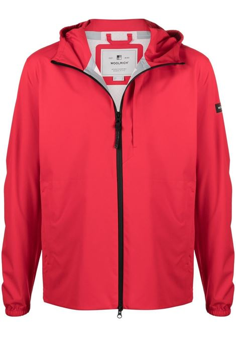 Red jacket WOOLRICH | JACKETS | CFWOOU0365MRUT25405405